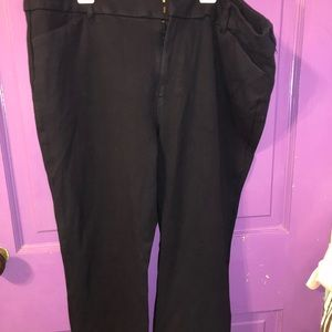 Old Navy Faded Pixie Pants